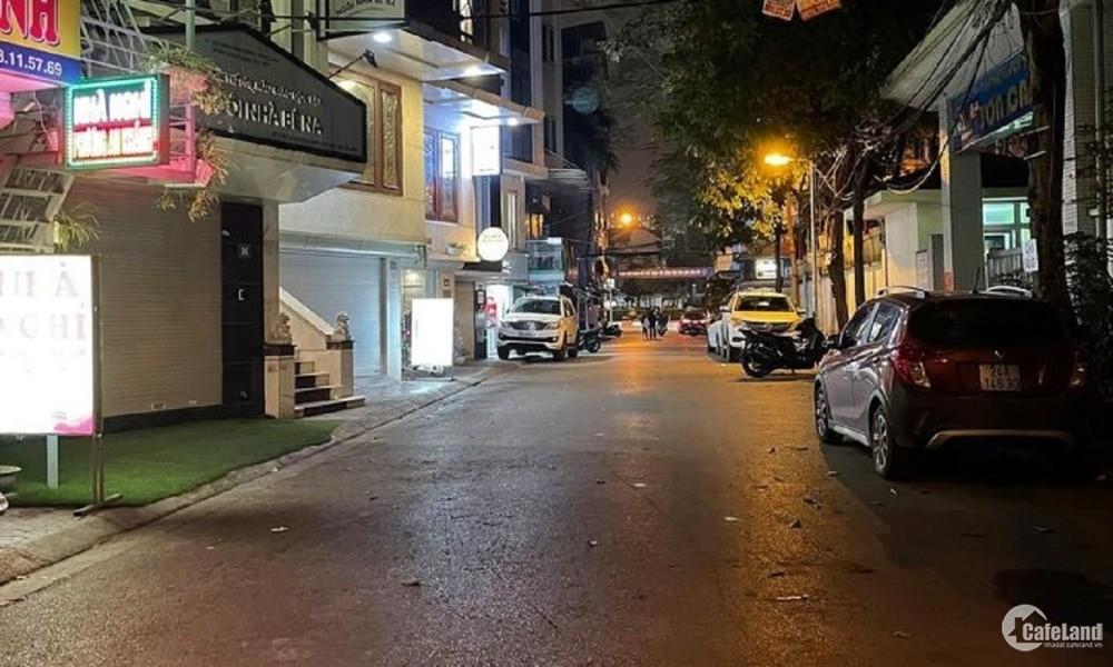 Bán nhà Nguyễn Chánh, Cầu Giấy. Ô tô, KD. 70m2 MT6m nhỉnh 13 tỷ