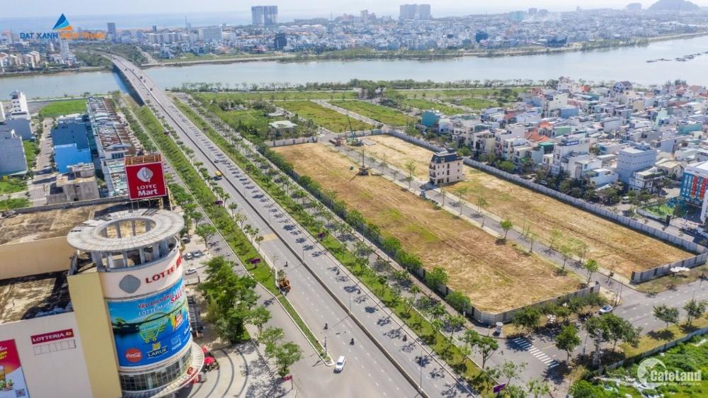 Bán nhà 4 tầng gần cầu rồng Đà Nẵng, khu mua sắm sầm uất, đông dân cư