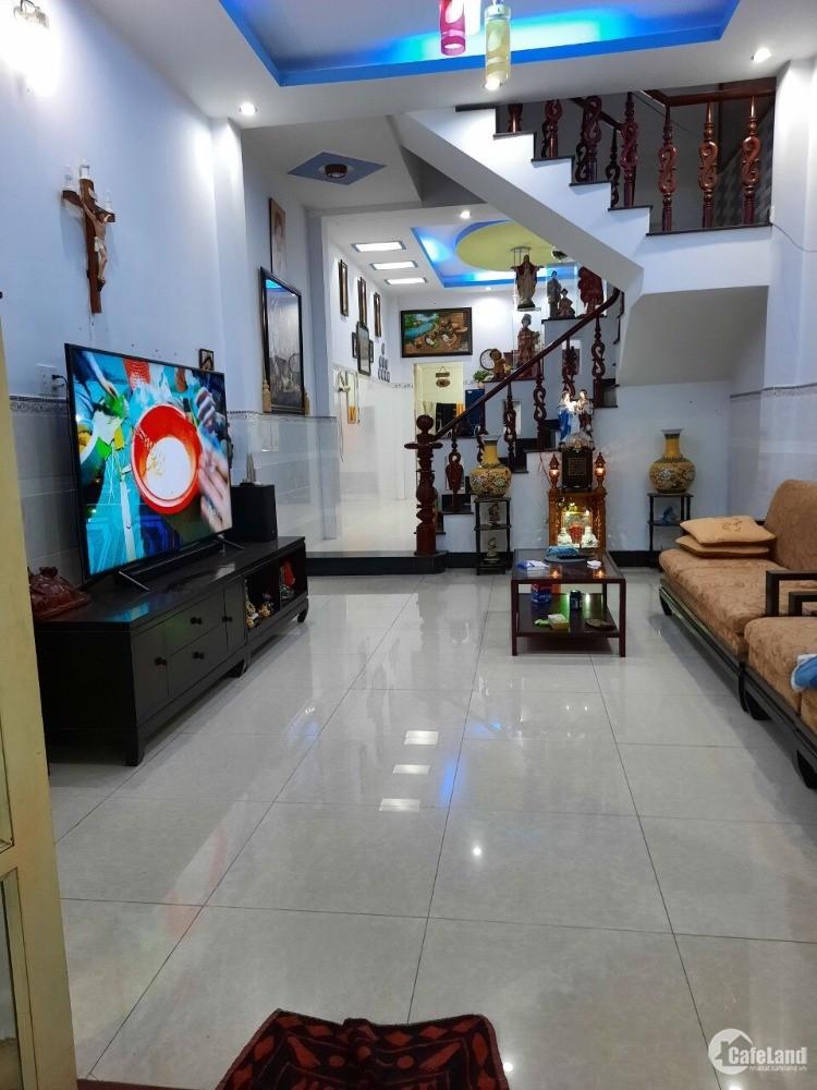 Bán nhà Lê Văn Lương, Phước kiểng Nhà Bè, 60m2. Giá 4.5 tỷ