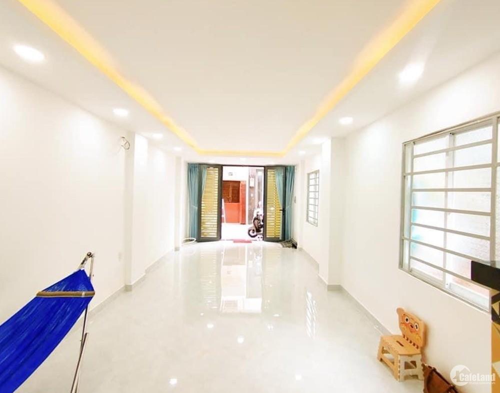 Chủ cần tiền bán nhà 110m2, Q12, đang cho thuê 8 phòng 15tr/tháng, Giá 3tỷ3