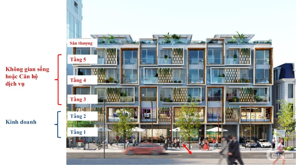 HOT bán nhanh nhà phố Q2 Thảo Điền, 5 tầng + sân thượng, diện tích 137m2