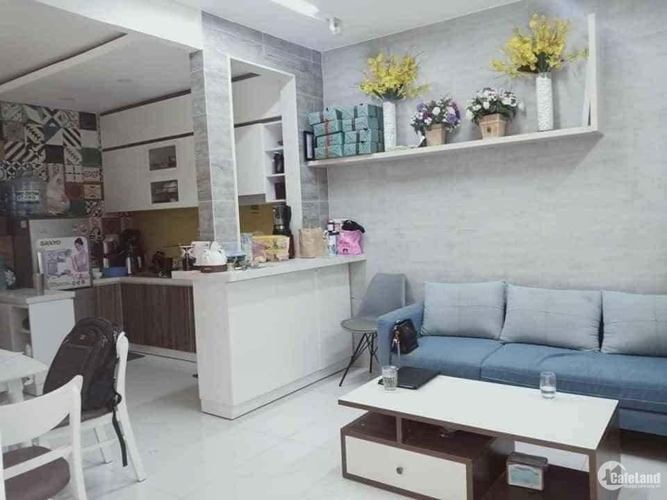 Quận 3 - Nhà lô gốc 34m2 giá 4.5 tỷ Trần Quang Diệu, Phường 14, Quận 3