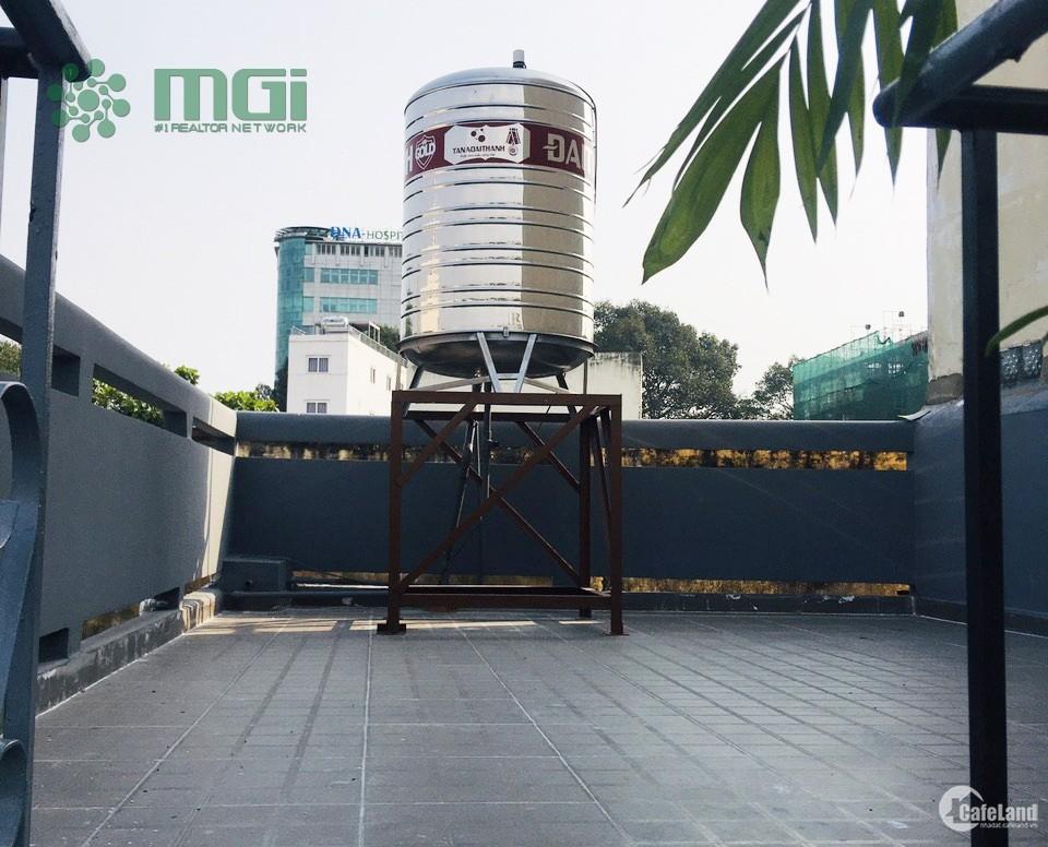 Bán nhà mới xây 4 tầng ngay Phan Văn Trị Phường 7, Quận 5