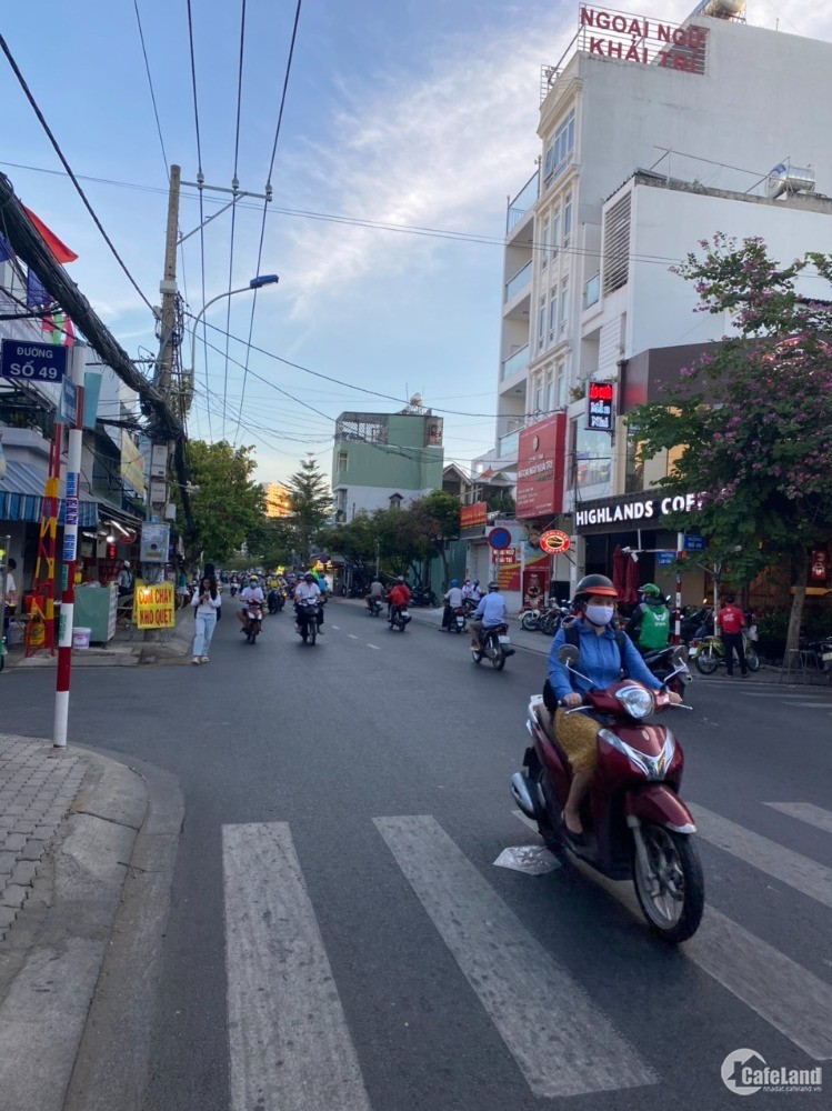 Bán nhà đẹp 4X16m mặt tiền đường Lâm Văn Bền, Phường Tân Quy, Quận 7
