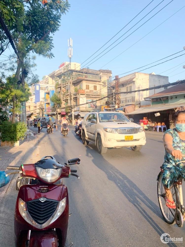 Nhà mặt tiền kinh doanh đường Hồ Thành Biên P4 Q8