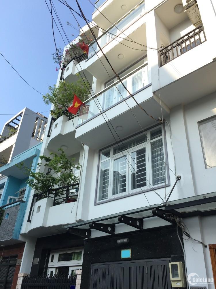 Bán nhà đường Bạch Đằng, Phường 2, Tân Bình DT 63m2 giá 10.6 tỷ TL