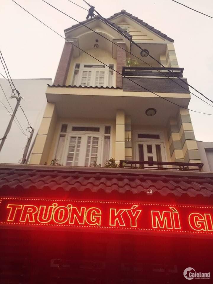 [HOT] Nhà mặt tiền kinh doanh Tân Phú 4 Tầng 60m2 chỉ 6 tỷ thương lượng