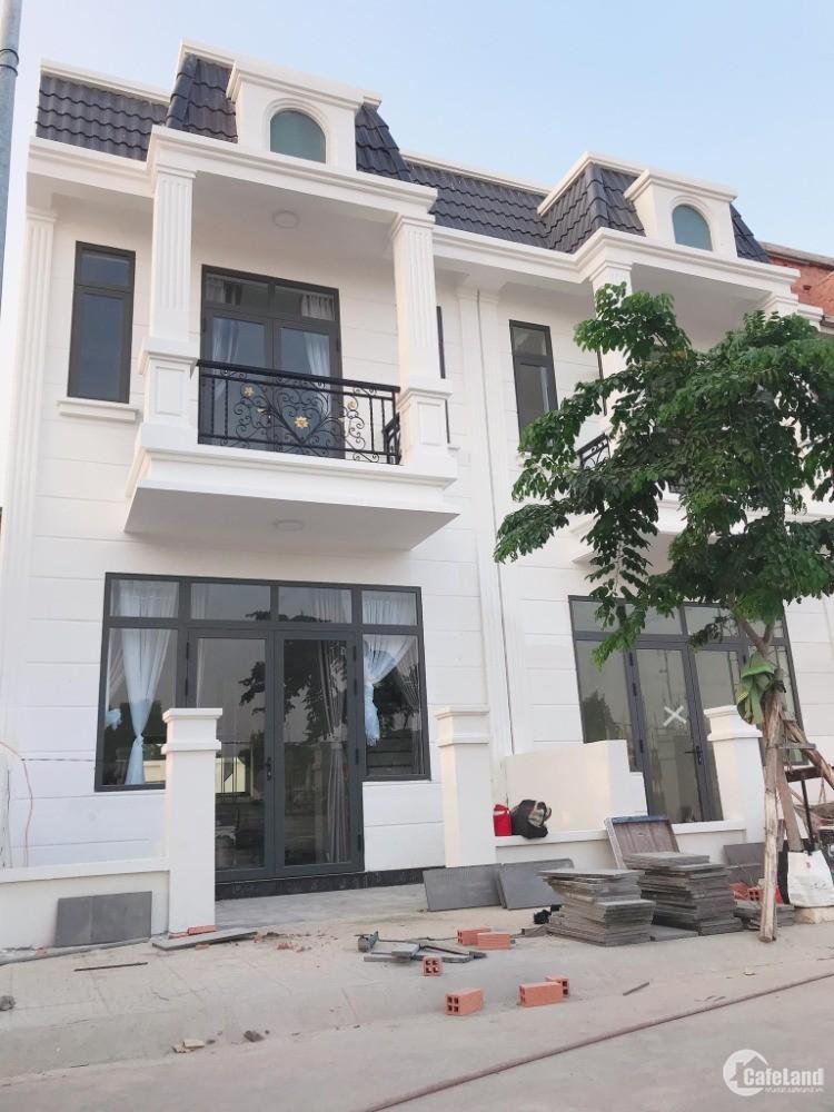Bán Nhà Phố Liền Kề Thuận An SHR Giá Đầu Tư