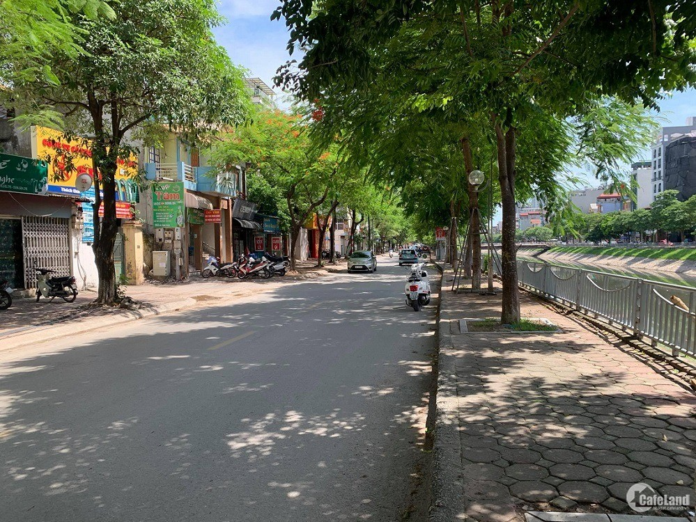 Bán nhà Vũ Tông Phan, Thanh Xuân. Vỉa hè, ô tô. 147m2 MT8.2m nhỉnh 40 tỷ