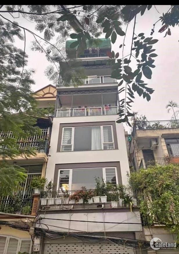 Nhà Nguyễn Ngọc Vũ 47m2, 5T, sát phố, an sinh đỉnh, 5.6tỷ