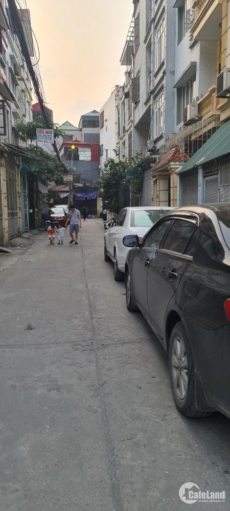 Nhà Nguyễn Khánh Toàn, Cầu Giấy phân lô – ôtô – kinh doanh, 46m2, 5.7 tỷ.