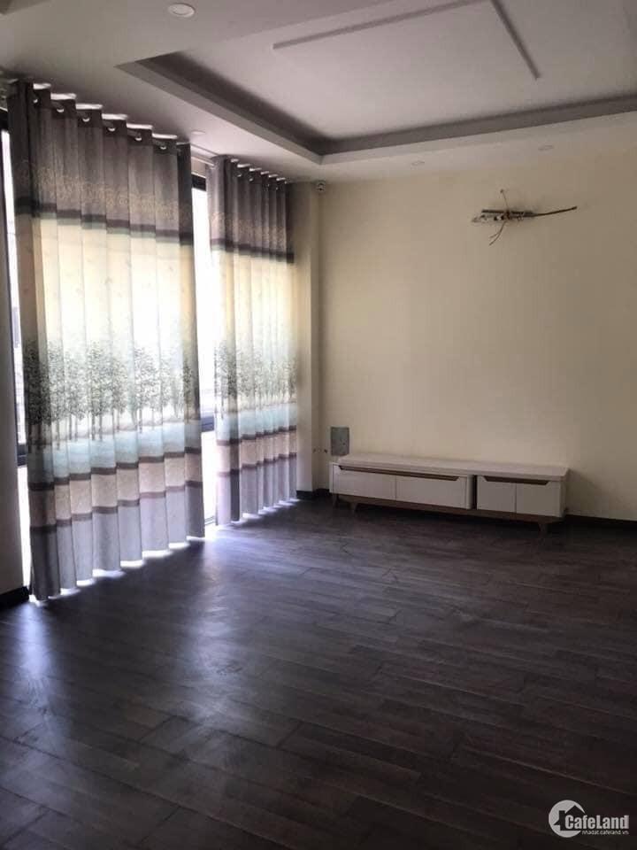 Nhà Trần Cung, Cầu Giấy phân lô – ôtô – văn phòng, 40m2x7T, 8.9 tỷ.