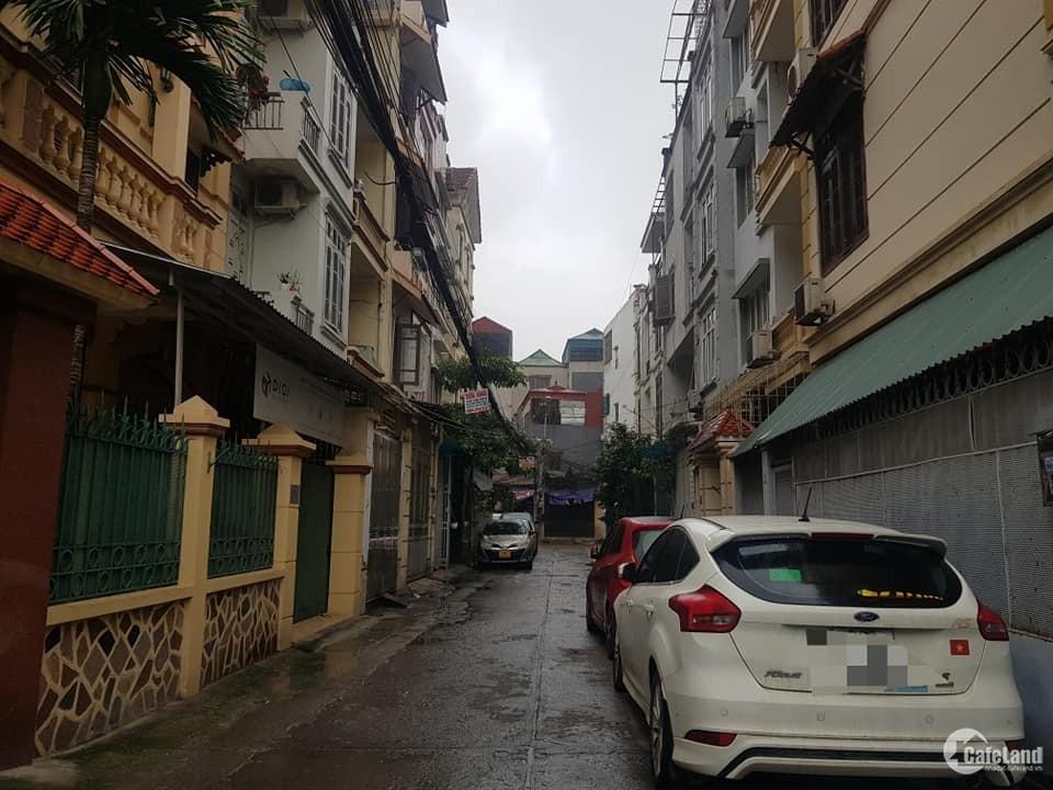 Bán nhà Nguyễn Khánh Toàn, Nghĩa Đô phân lô – ôtô – kinh doanh, 50m2, 6.45 tỷ.