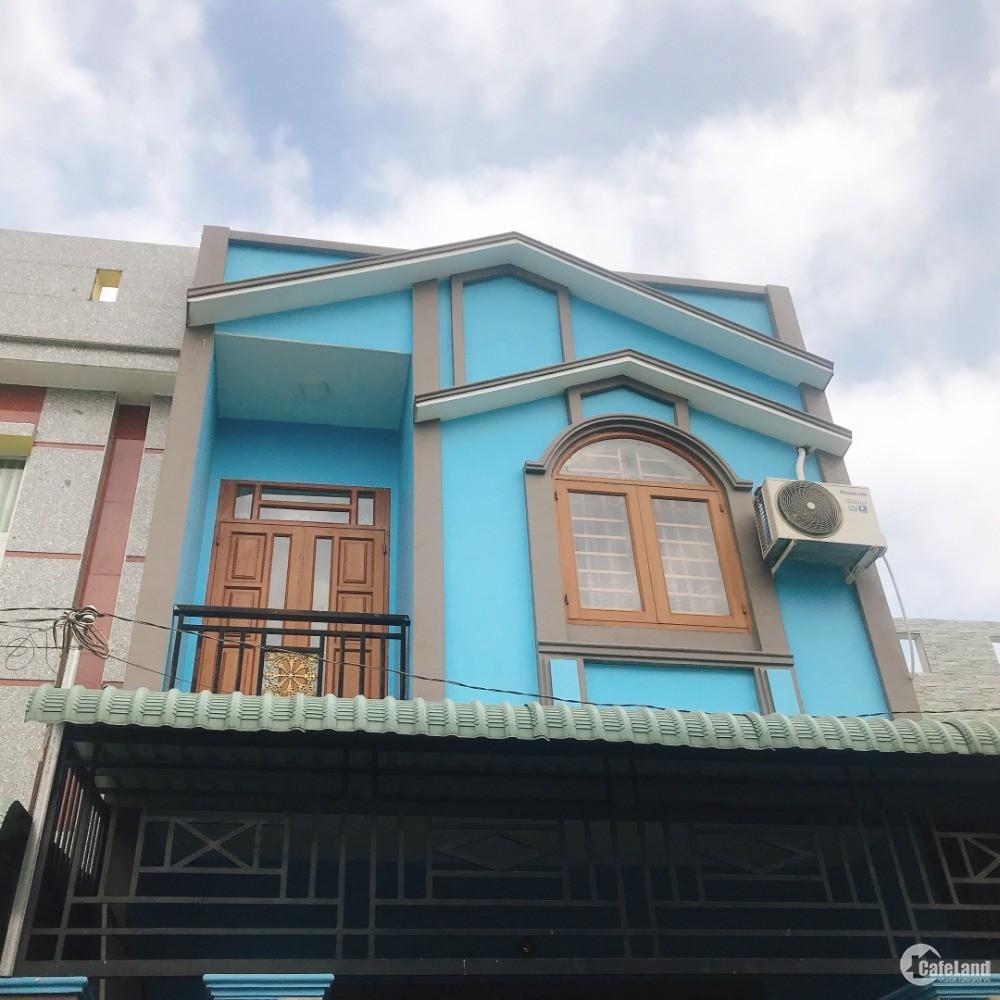 Bán Nhà Ở Trung Tâm Thị Trấn Chơn Thành, Bình Phước