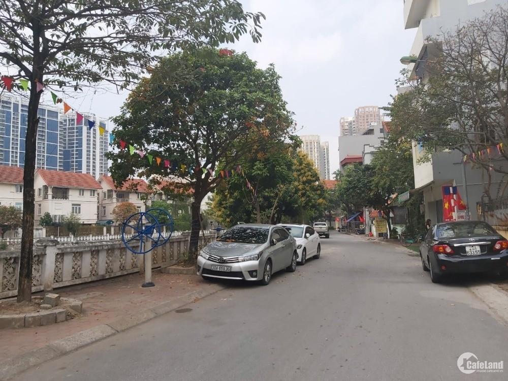 Bán Nhà Tại Làng Việt Kiều Châu Âu, Mỗ Lao, 50m², 4T, MT5.2m, giá 3 tỷ 4