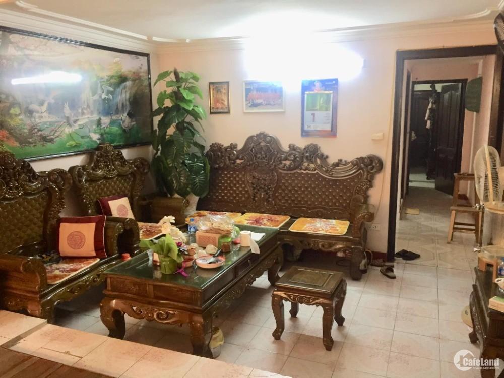 Bán nhà mặt phố Vĩnh Tuy, Hai Bà Trưng vị trí kinh doanh cực đỉnh oto đỗ cửa.