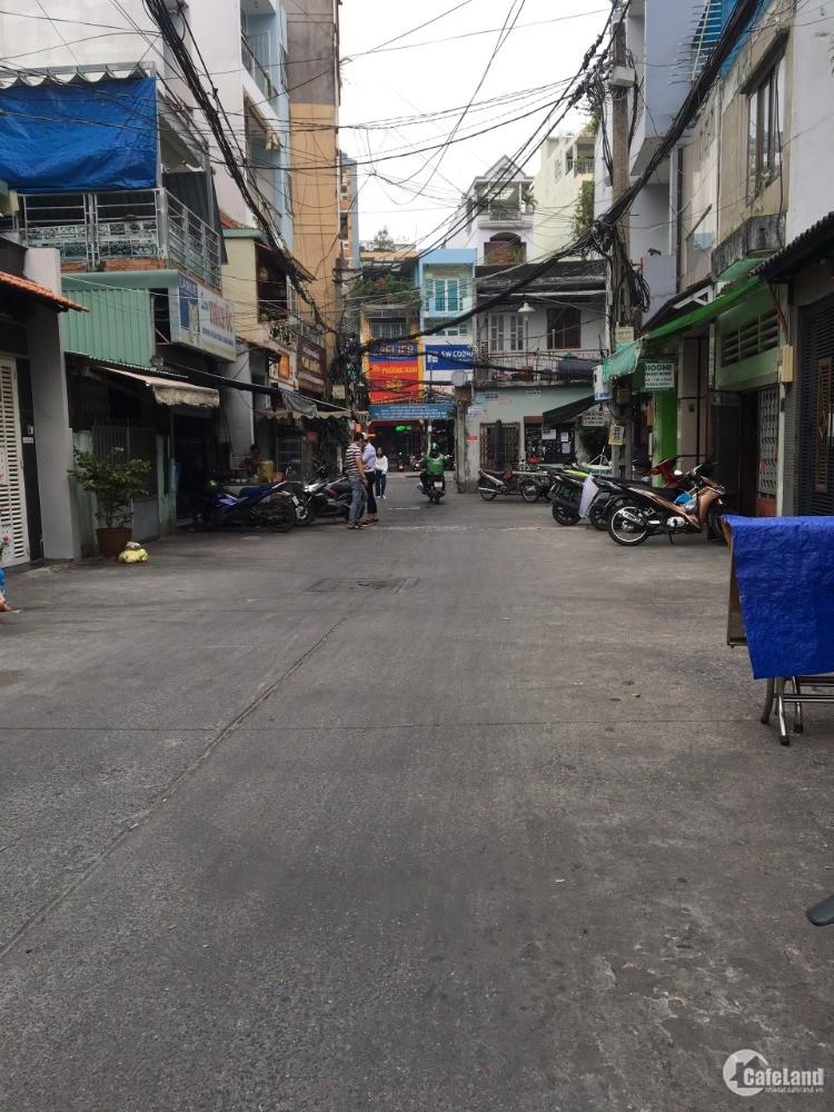Bán nhà hẻm xe tải đường Tô Hiến Thành, P13-Q10,132.5m2 hướng Đông Bắc