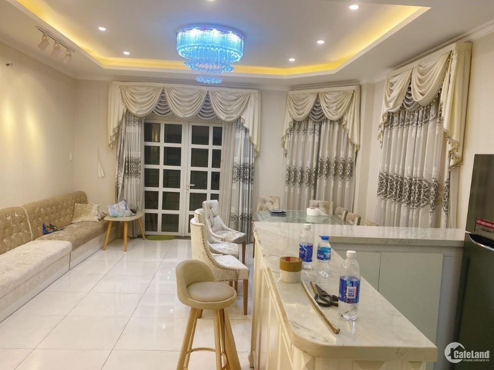 (NGON NHẤT QUẬN 11) Bán nhà mới MT nội bộ 10m Hàn Hải Nguyên, p9, Q11 (5,25x10)