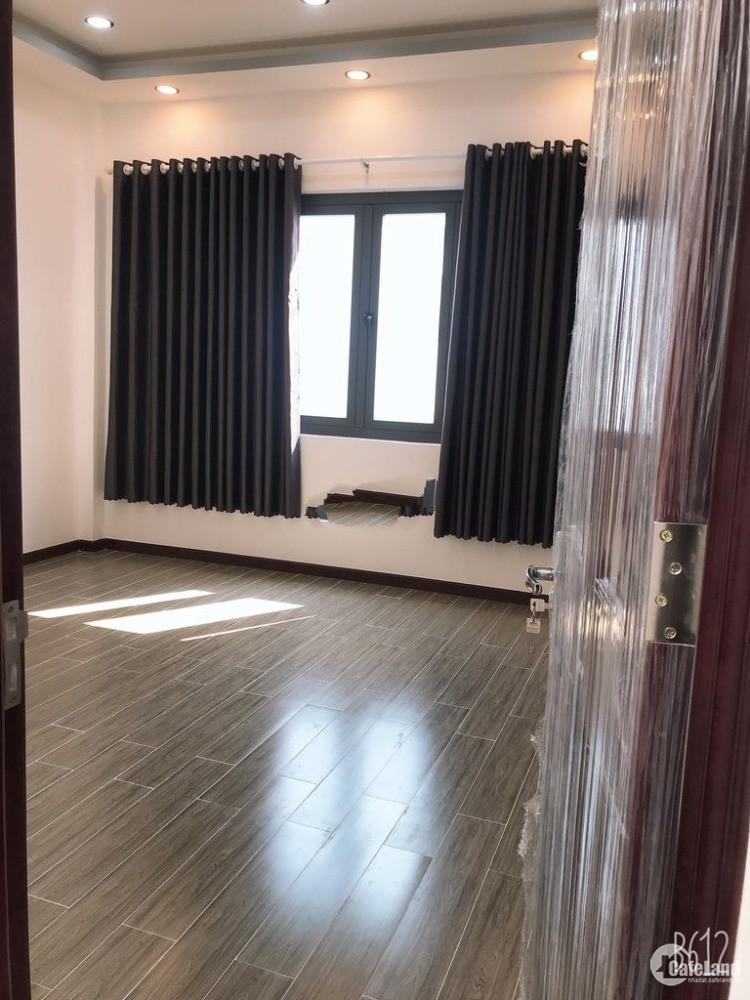 Bán nhà mới xây hẻm xe hơi 41/27 Khánh Hội, Q.4: 4,1x8: 4,3 tỷ