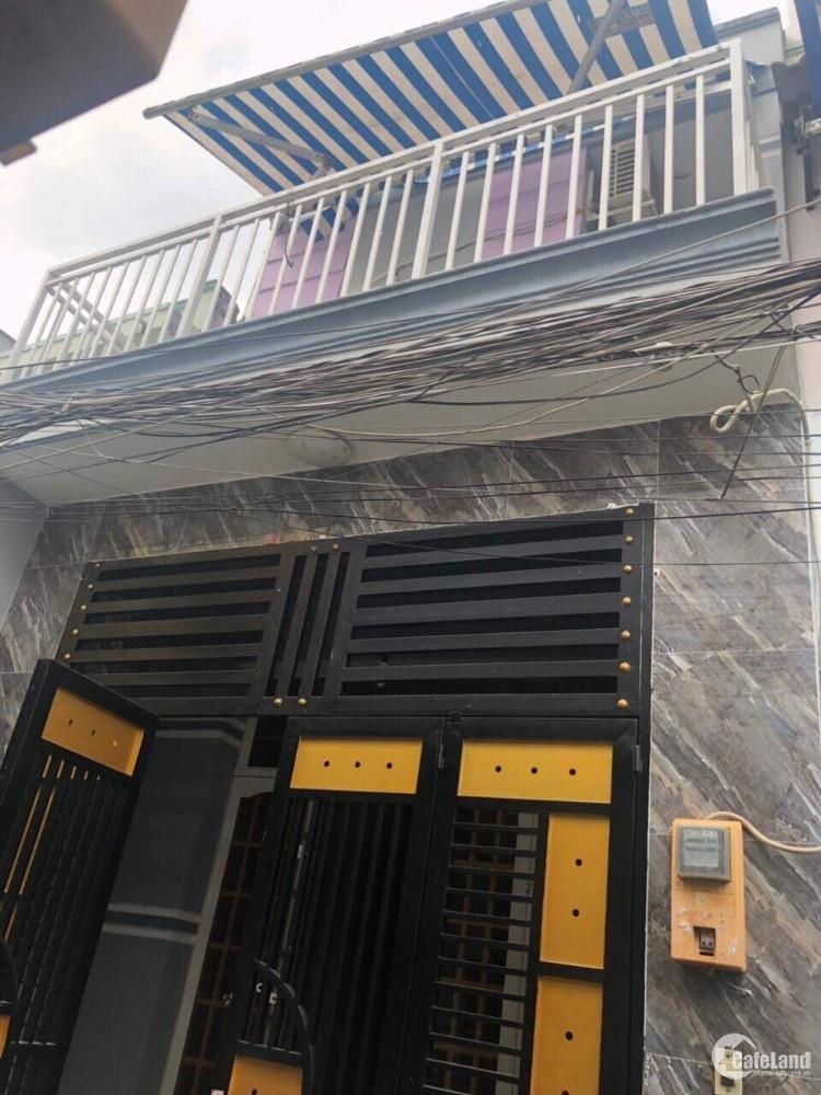 Bán nhà đường Trần Xuân Soạn, phường Tân Hưng, quận 7