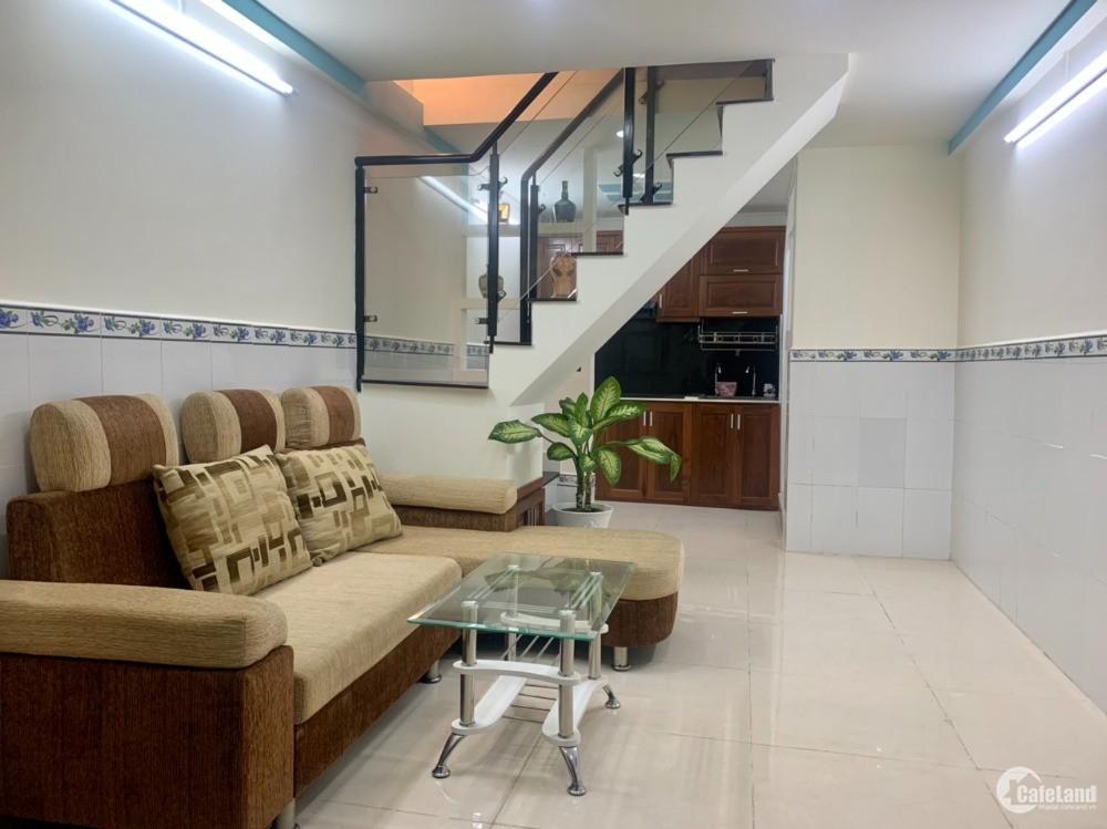 Bán nhà riêng hẻm 1234 Huỳnh Tấn Phát P.Tân Phú Quận 7