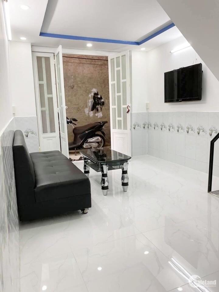 Bán nhà 1 lầu 870 triệu hẻm 95 Lê Văn Lương P.Tân Kiểng Q7