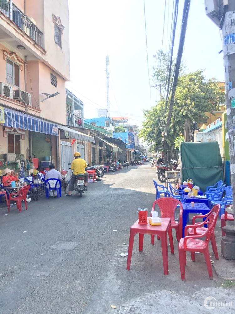 Bán nhà Cấp 4 hẻm 4m 94m2 đường Hưng Phú Phường 8 Quận 8