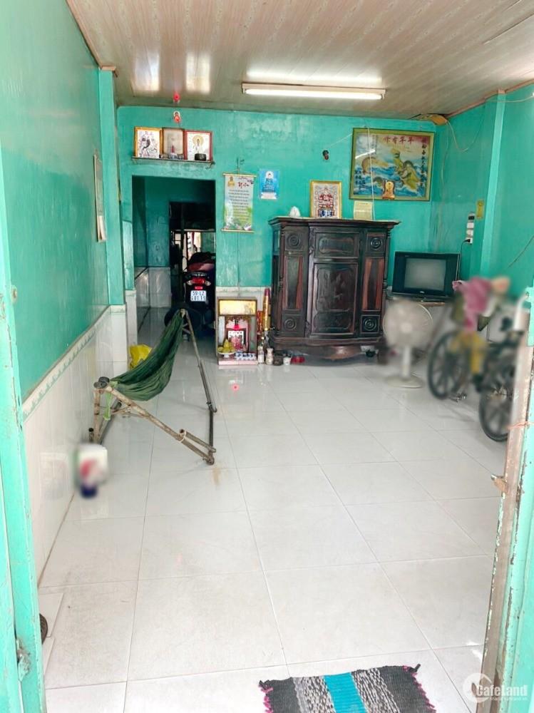 Nhà (54m2/Lửng) hẻm 4m đường Bông Sao P5 Q8