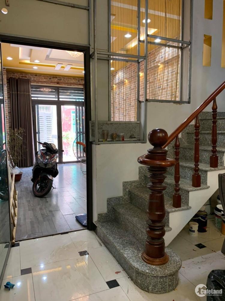 Bán nhà vị trí đẹp hẻm 8m Lê Văn Quới Bình Tân 56m2, 4 tầng chỉ 6.2 Tỷ