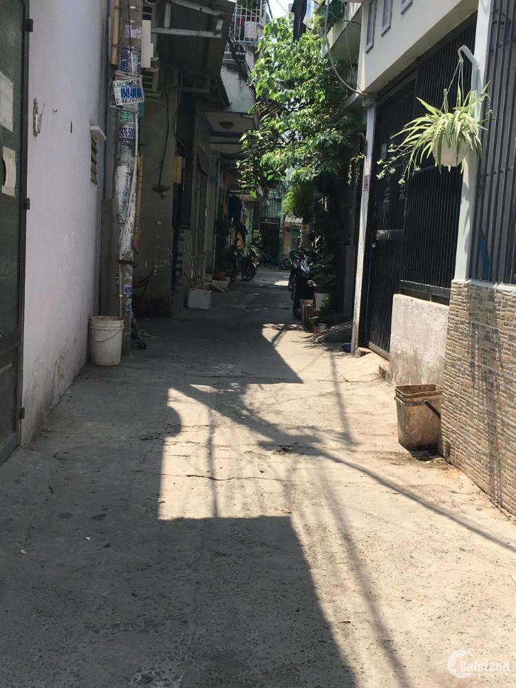 Bán GẤP nhà hẻm 171 Nguyễn Tư Giản, P12, Gò Vấp, 4x12m, 1 trệt, 1 lửng, 3.1 tỷ