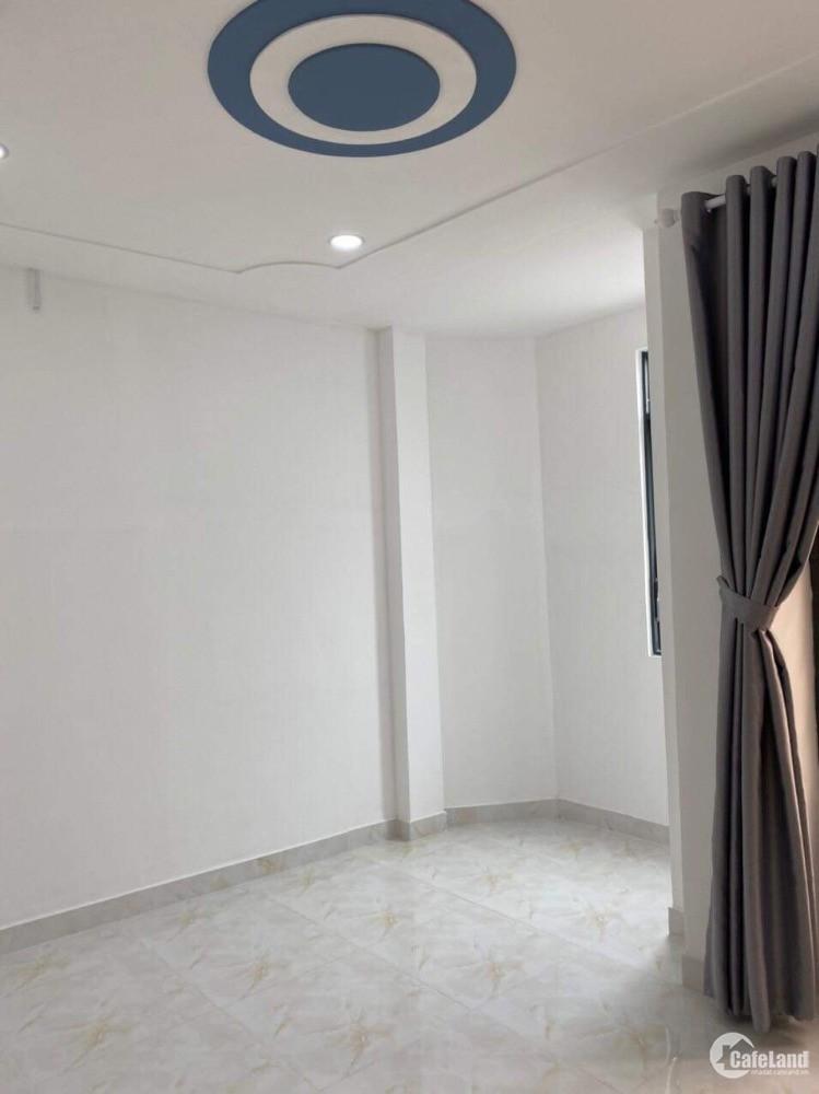 Bán nhà Thích Quảng Đức Quận Phú Nhuận, 45m2 4 tầng 2 mặt hẻm giá chỉ 5.65 tỉ