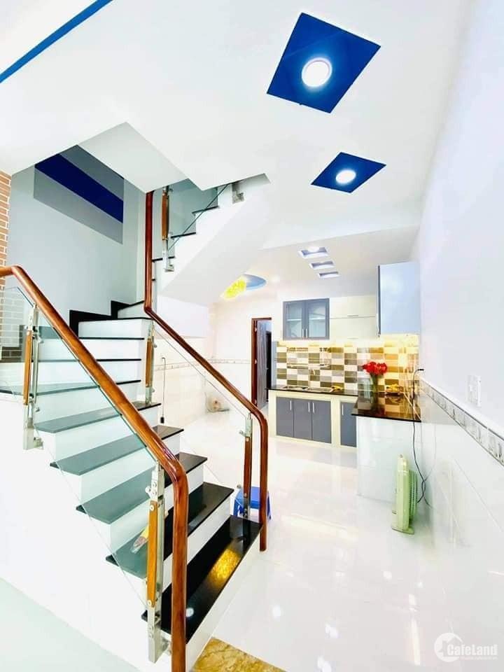 Bán nhà hẻm xe hơi tránh trên đường Cô Bắc Phú Nhuận 4 tầng 64m2.