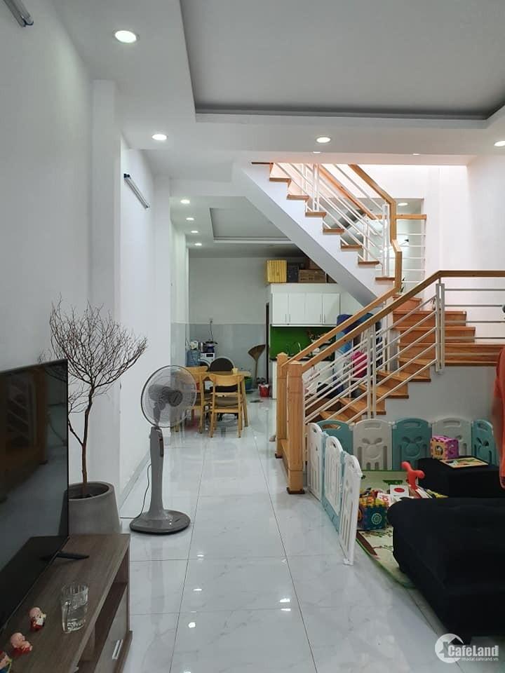 Bán nhà Tân Phú, Hẻm oto Nguyễn Sơn, 3,9mx15m, 2 tầng , chỉ 5,3 tỷ