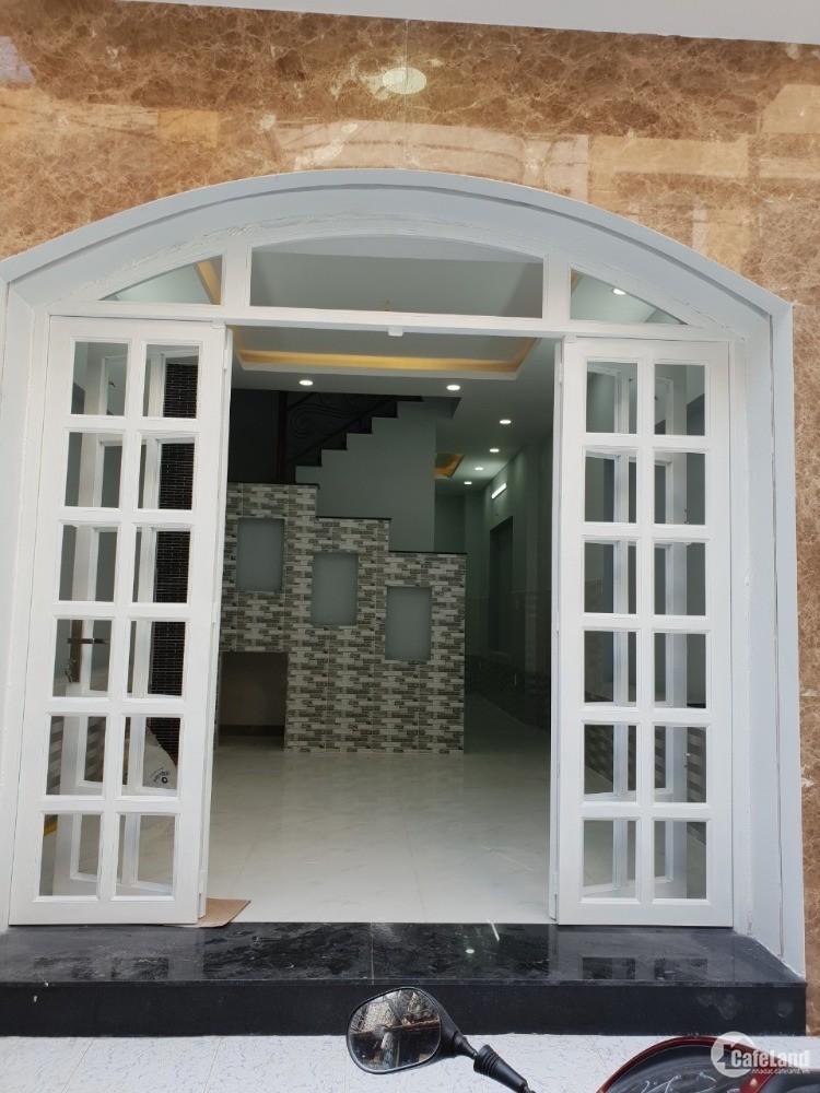 Nhà bán giá ưu đãi đường Nguyễn Quý Anh 4x10m 1 lững 1 lầu