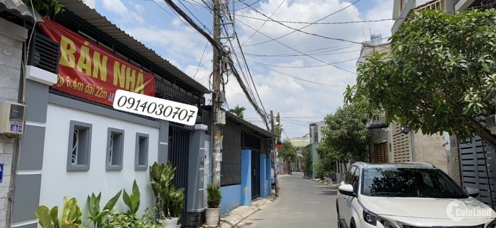 Kẹt tiền bán gấp nhà đường 18, phường Linh Đông, TP Thủ Đức