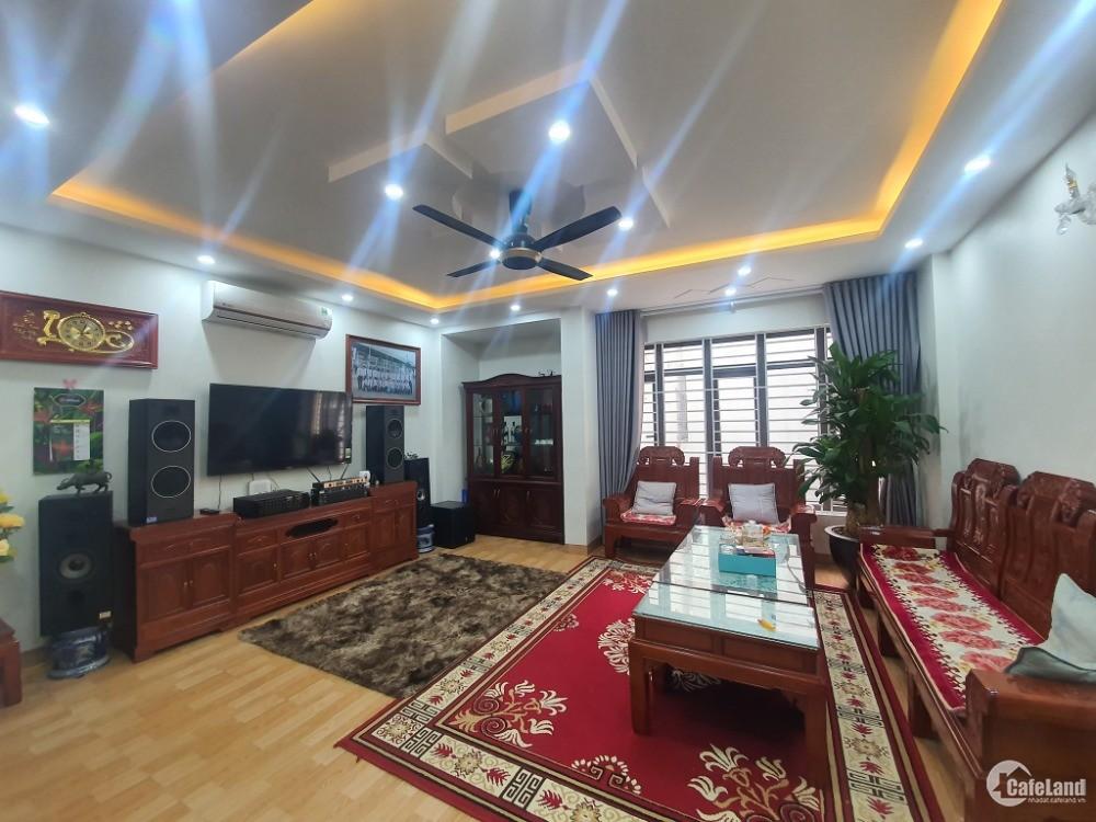bán nhà tặng nội thất 5 tầng 4 ngủ đầy đủ tiện nghi