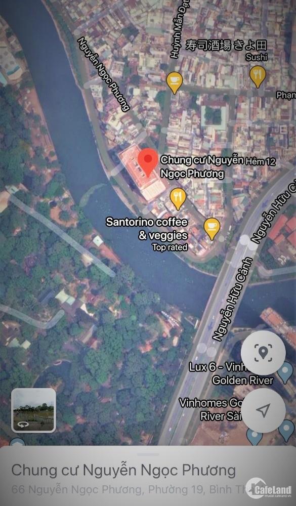 Cho thuê căn hộ  Nguyễn Ngọc Phương View Thảo Cầm Viên, 68m2, 2PN, 13tr/th