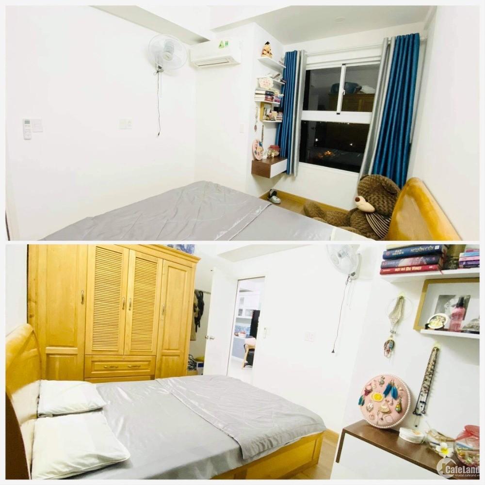 Cho thuê CH Hà Đô, Lê Thị Riêng, Q12, 2PN, có nội thất , giá 5tr , nhà mới đẹp .