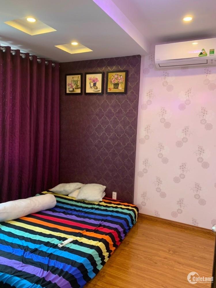 Cho thuê căn hộ City Tower 60m2 2PN giá rẻ nhất khu vực