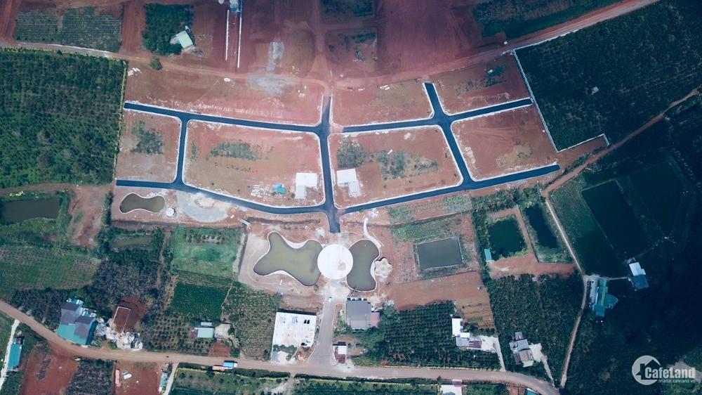 Bán đất liền kề TT.TP Bảo Lộc, thổ cư 100%, sổ hồng riêng
