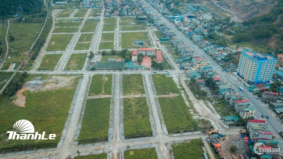 Đất nền Km8 Quang Hanh - Vị trí đắc địa. Tâm điểm kết nối