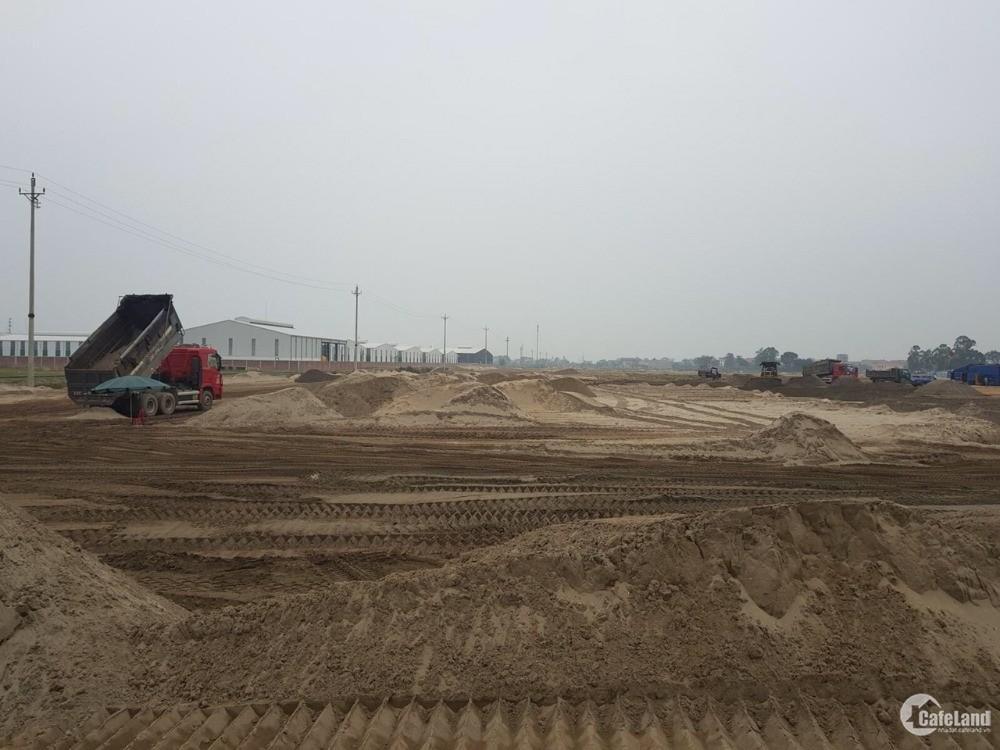 Lô đất 2ha tại KCN Hòa Phú Bắc Giang, bàn giao mặt bằng ngay tháng 5/2021
