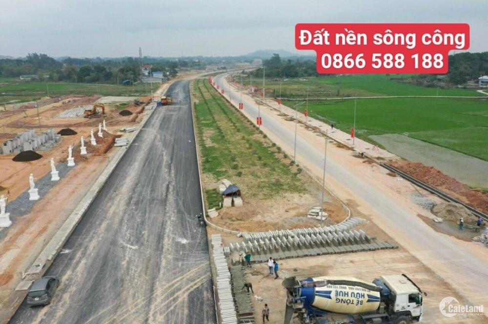 Dự Án Nào ở Thành phố công nghiệp sông công đáng đầu tư nhất năm 2021