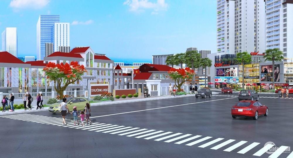 Siêu dự án ngay MT quốc lộ 1A, đối diện công ty shingmark, kcn bàu xéo