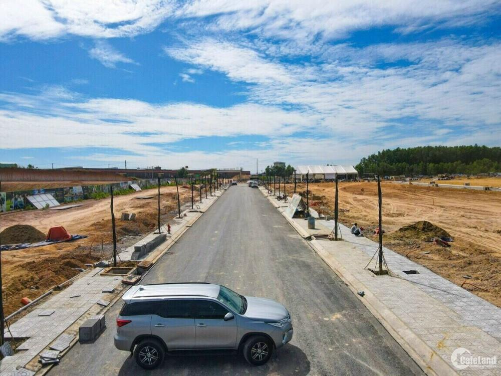 Bán lô đất thổ cư 100m2 dự án KCN Sông Mây Trảng Bom Đồng Nai Giá chỉ từ 12tr/m2