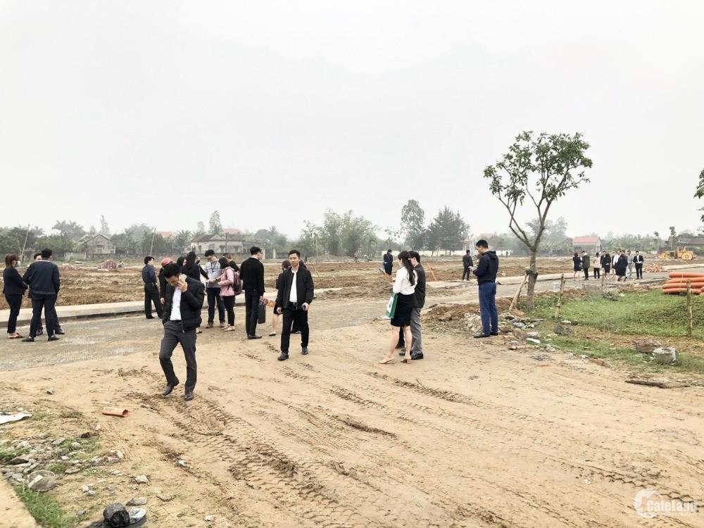 Bán đất ở nghi phú, Tp Vinh - Giá rẻ nhất thị trường