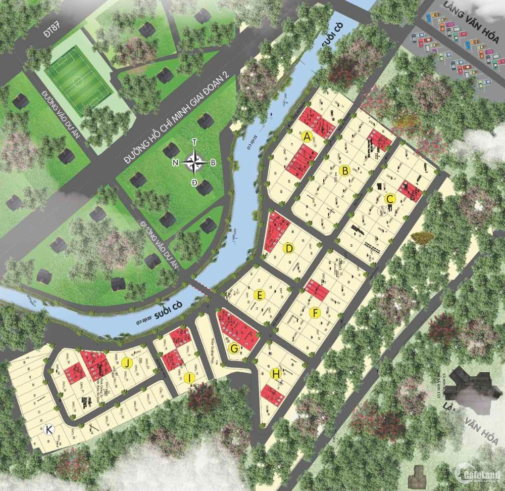 bán đất nền phân lô dự án ĐỒNG DOI- YÊN BÀI- BA VÌ