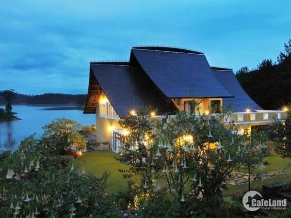 Đất du lịch Bảo Lộc,view hồ gần đồi chè Tam Châu giá 529tr/ sỗ sẵn