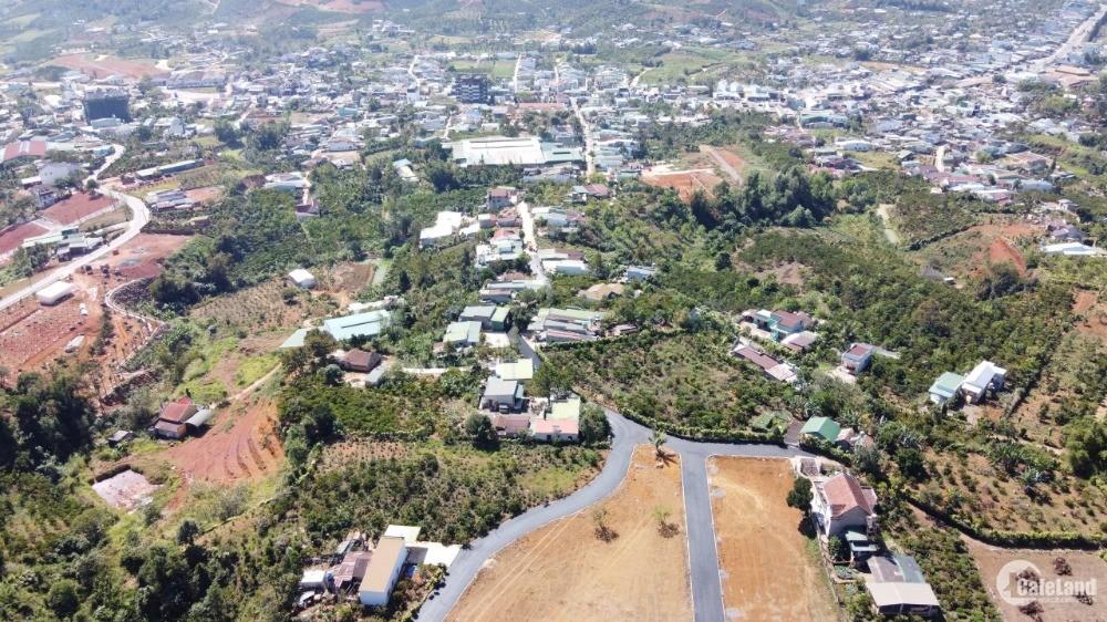 Bán đất thổ cư Mặt tiền Quốc lộ 20, gần ngay Trung tâm TP Bảo Lộc - Lâm Đồng