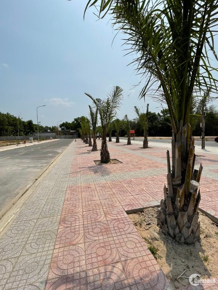 Mở bán 254 nền mặt tiền đường DT 750 Trừ Văn Thố - Bàu Bàng, sổ đỏ riêng